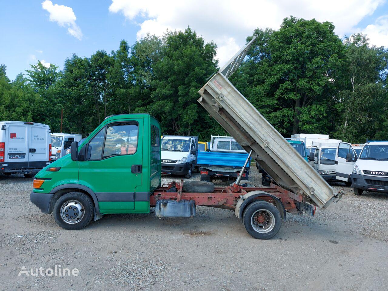 IVECO 35c13 Daily Kiper Wywrotka dump truck < 3.5t