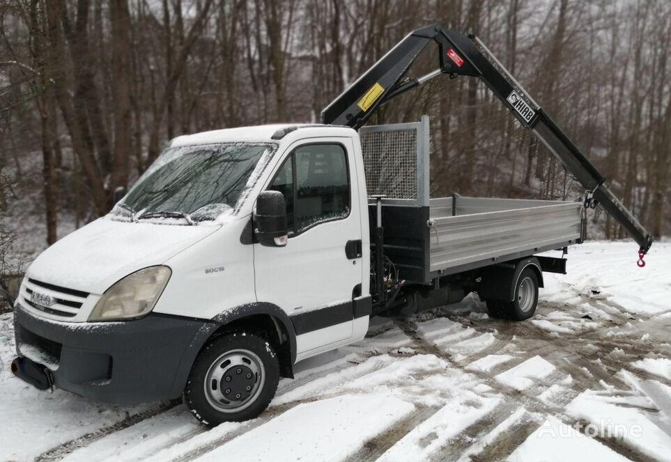 IVECO 50C15 dump truck < 3.5t