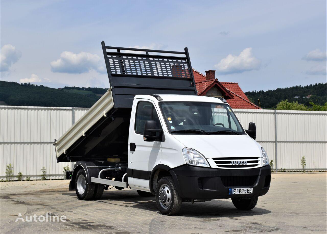 IVECO DAILY 35C12* KIPPER 3,10m* TOPZUSTAND!  dump truck < 3.5t
