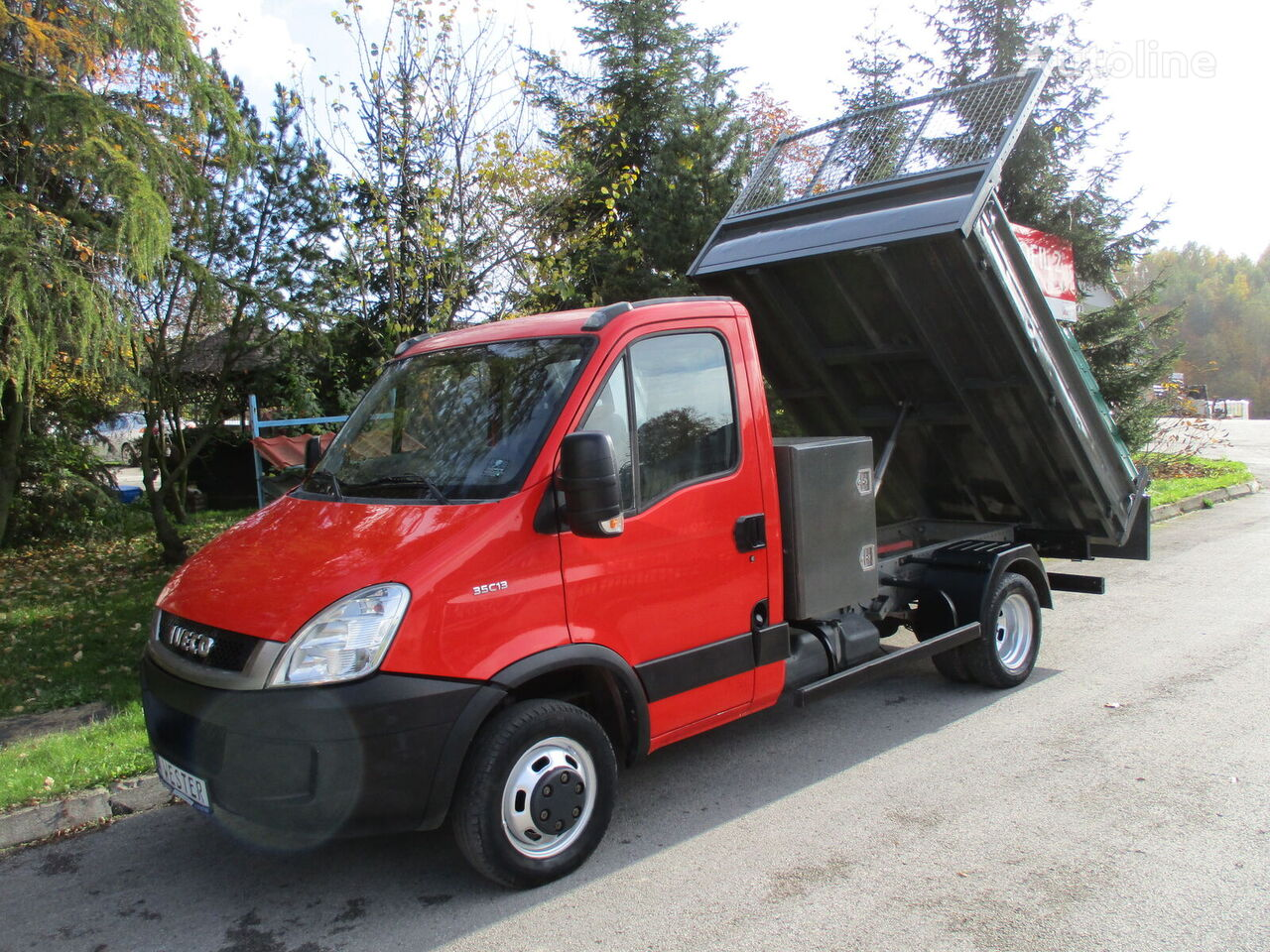 IVECO Daily 35C13  dump truck < 3.5t