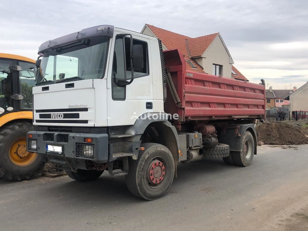 IVECO Eurotrakker dump truck < 3.5t