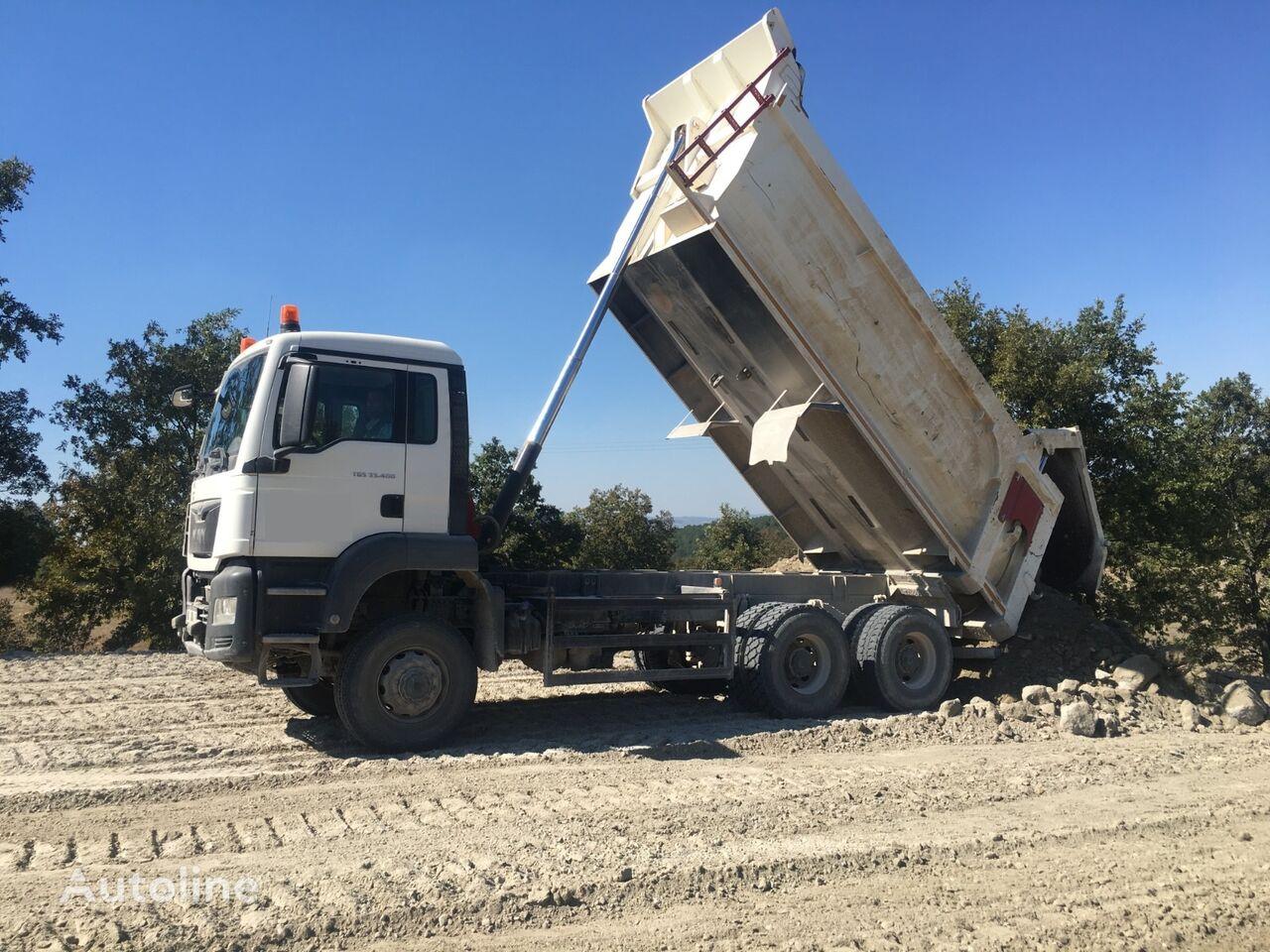 MAN 6X6 SPECIAL 25 UNIT TGS 33.420 2016-2017 YEARS dump truck < 3.5t