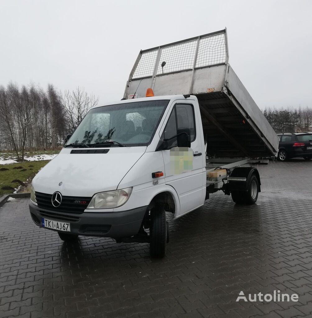 MERCEDES-BENZ 411 2,2 cdi  dump truck < 3.5t