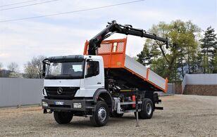 MERCEDES-BENZ Axor 1829  dump truck < 3.5t