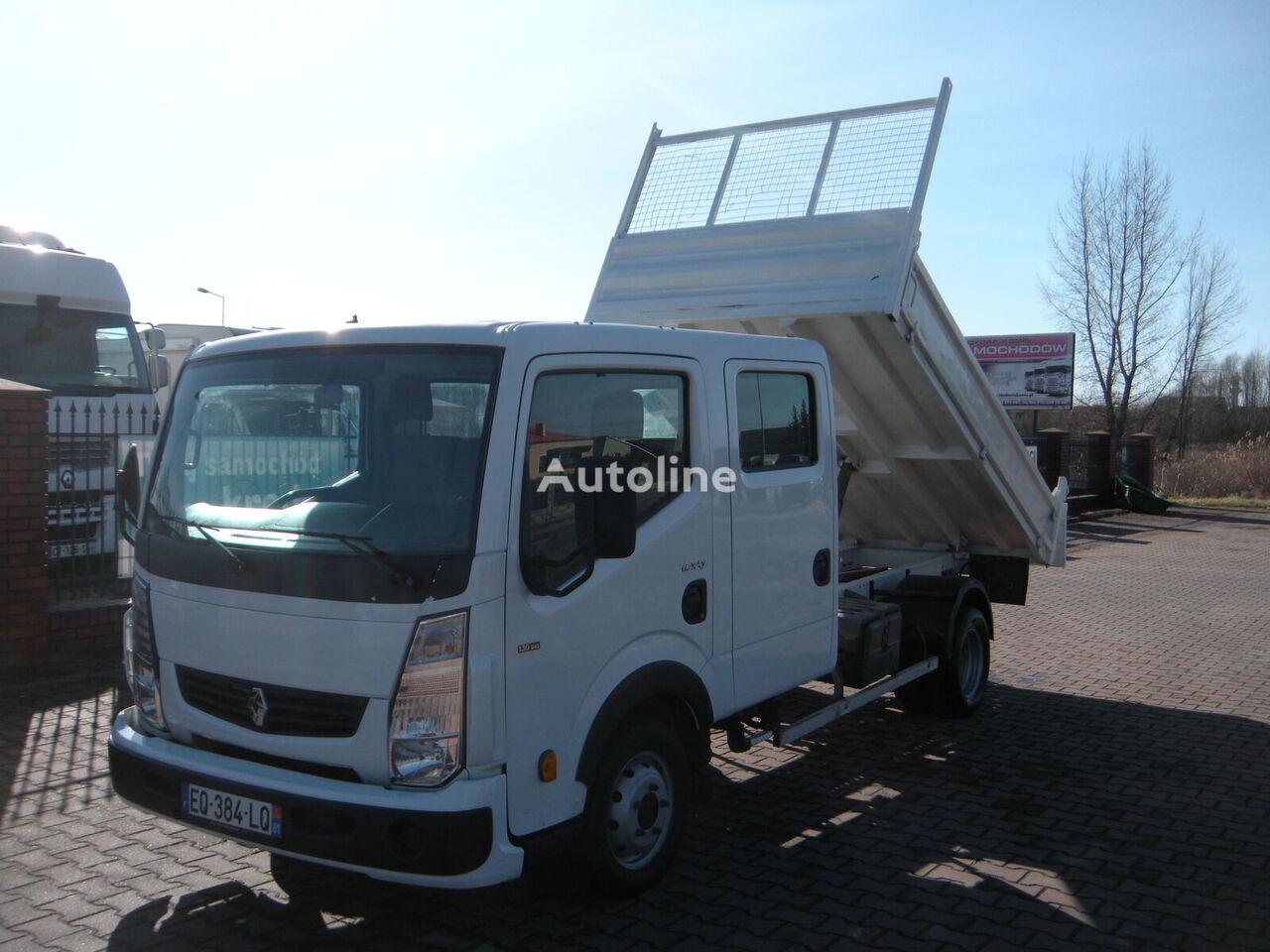 RENAULT Maxity 130 dump truck < 3.5t