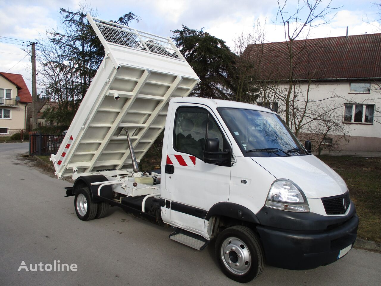 RENAULT  Renault Mascott 3.0Dxi -120 KM Kiper 3-stronny Wywrotka HAK  dump truck < 3.5t