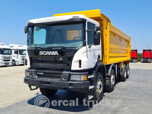 SCANIA 2018 P 410 AUTO AC EURO 6 8X4 HARDOX TIPPER dump truck < 3.5t