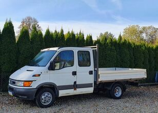 IVECO Daily 35c-13 flatbed truck < 3.5t