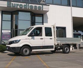 MAN TGE 3.140 4x4 con cassone fisso flatbed truck < 3.5t