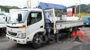 TOYOTA Dyna flatbed truck < 3.5t
