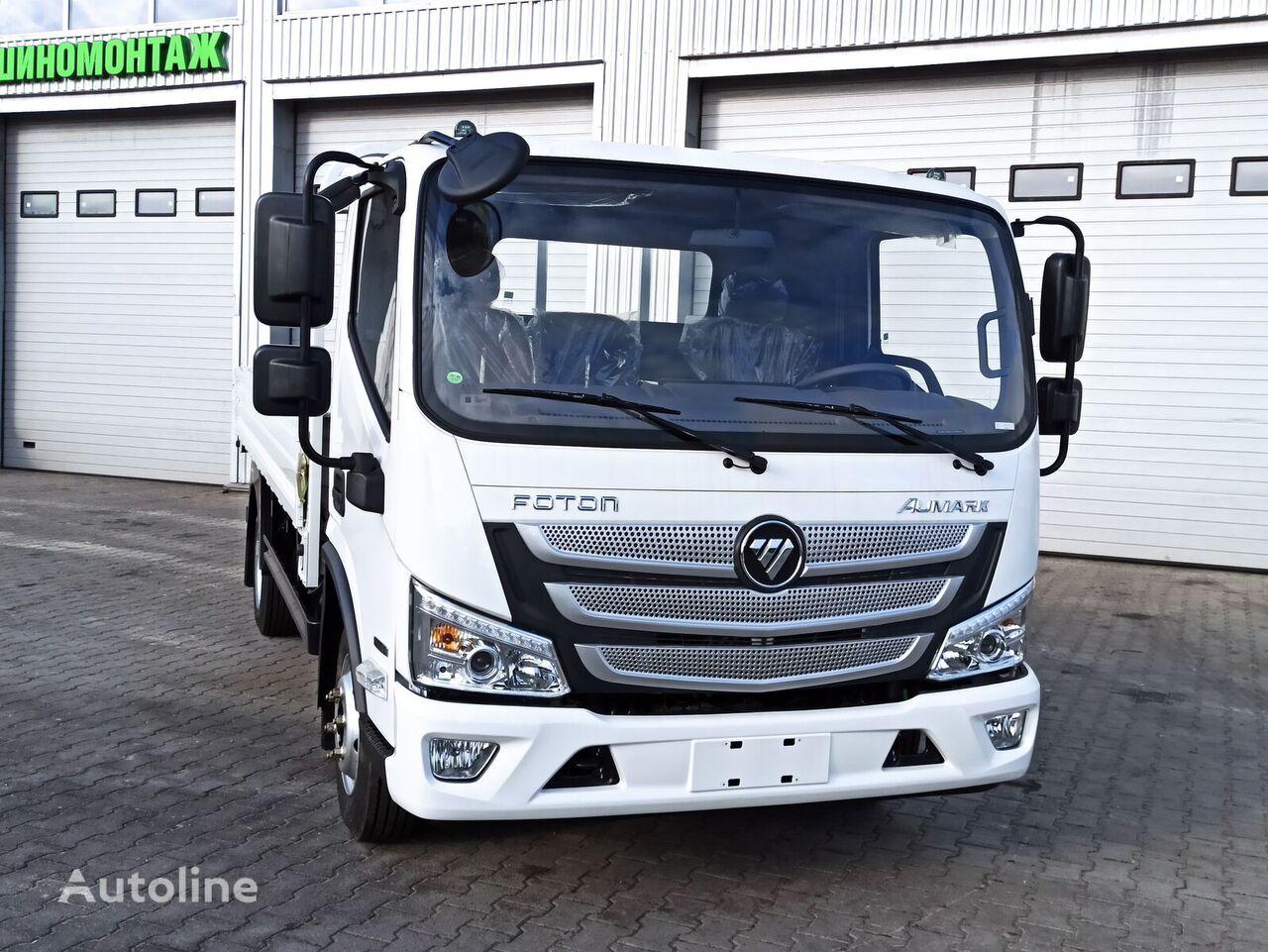 new FOTON Aumark S flatbed truck < 3.5t