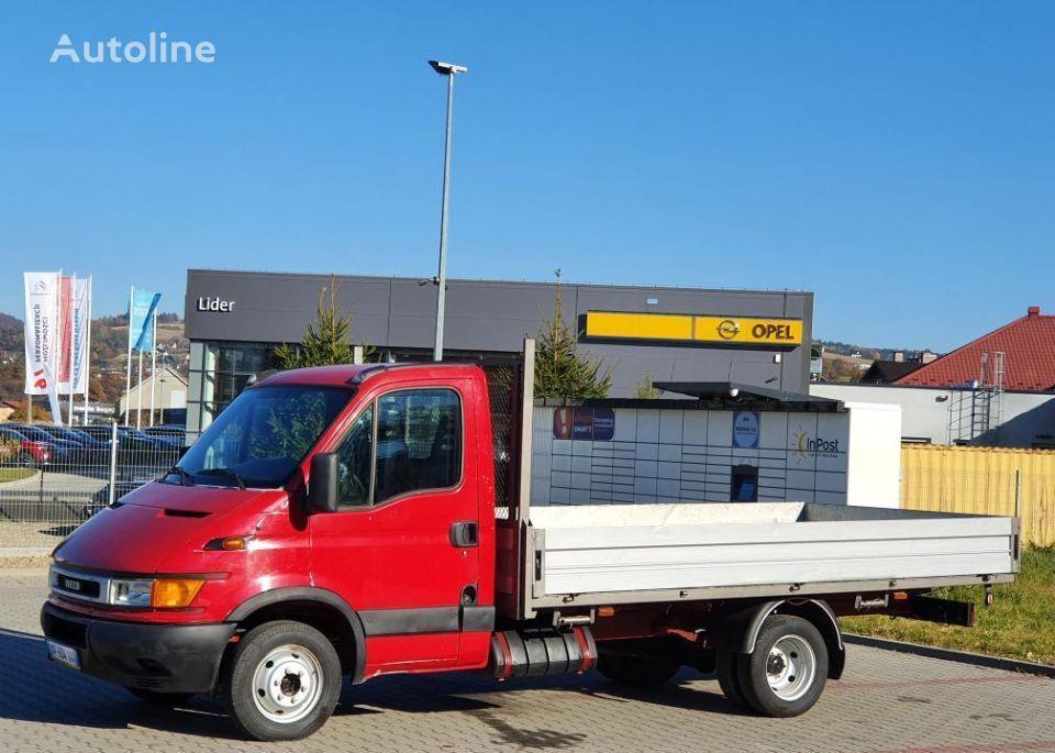 IVECO Daily 35c-11 Skrzynia 4.40 M Stan BDB Nowe Opony ! flatbed truck < 3.5t
