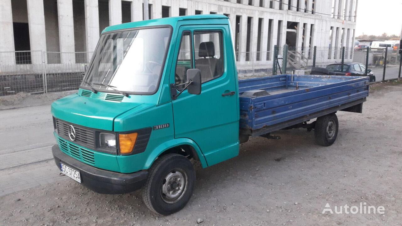 MERCEDES-BENZ 310 D flatbed truck < 3.5t
