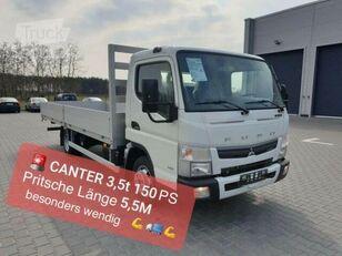 Mitsubishi Fuso Canter 3C15 lange Pritsche 5,5 m flatbed truck < 3.5t