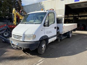 RENAULT MASCOTT 130DCI flatbed truck < 3.5t