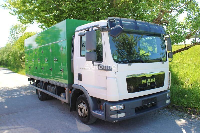 MAN TGL10.180 5+5 +2Türen-33°C Nutzlast 3.8T Euro 5 ice cream truck < 3.5t