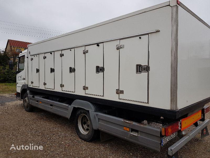 MERCEDES-BENZ ATEGO 815 ice cream truck < 3.5t