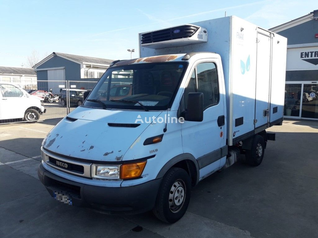 IVECO DAILY 29 L 13 refrigerated truck < 3.5t