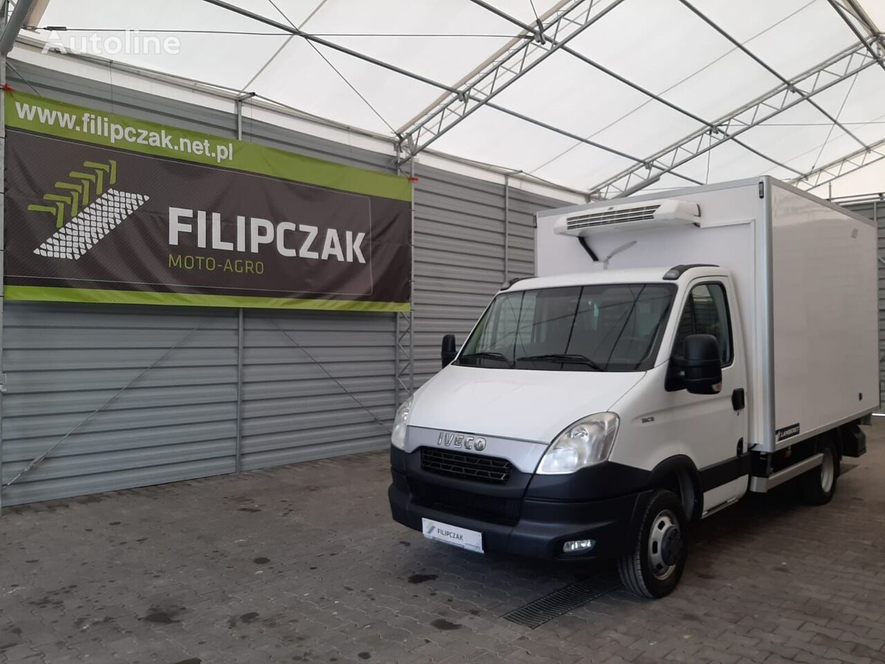 IVECO Daily 35C13 refrigerated truck < 3.5t