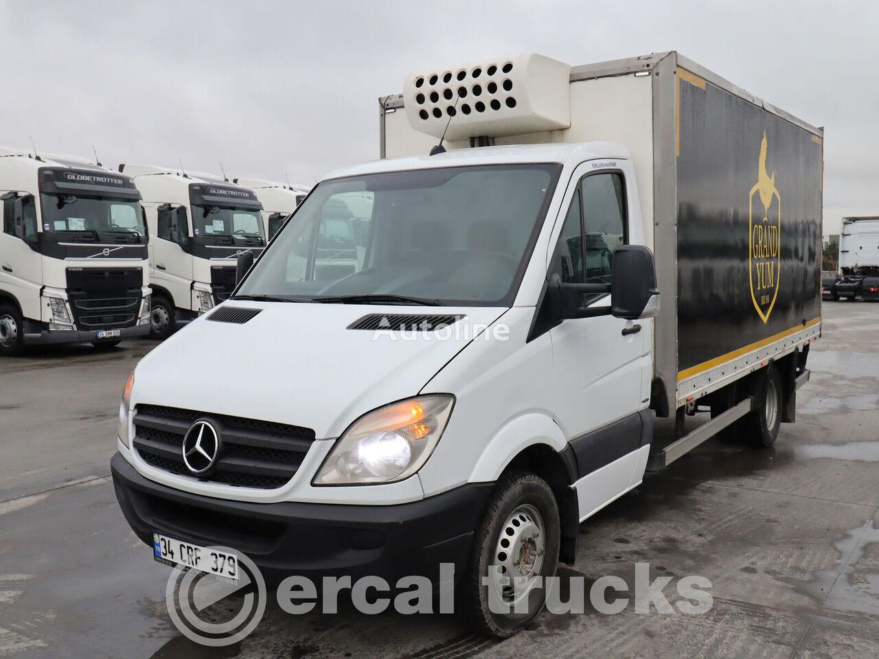 MERCEDES-BENZ SPRINTER 516 refrigerated truck < 3.5t