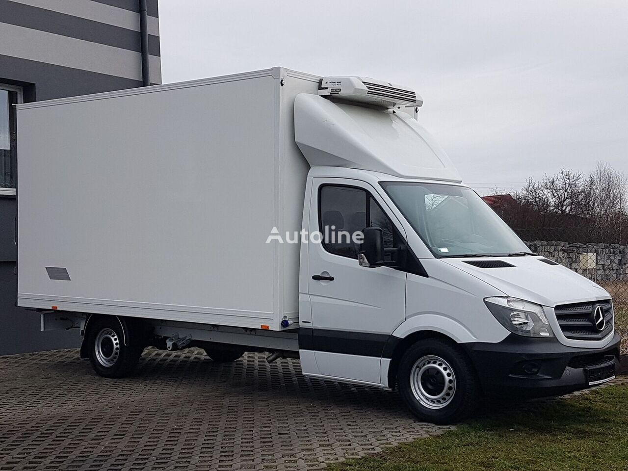 MERCEDES-BENZ Sprinter  refrigerated truck < 3.5t