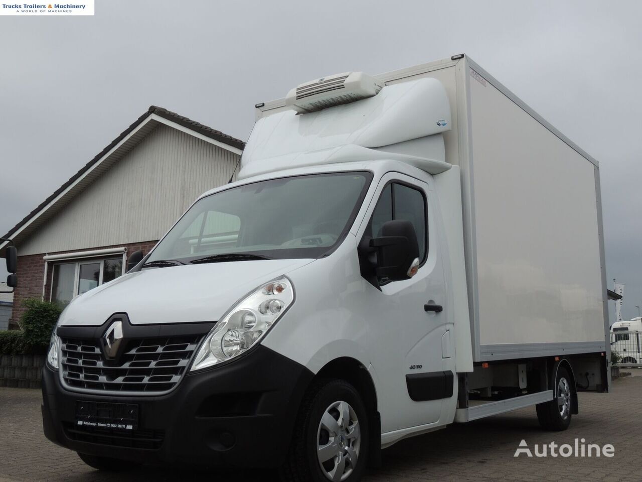 RENAULT Master 3.5 refrigerated truck < 3.5t