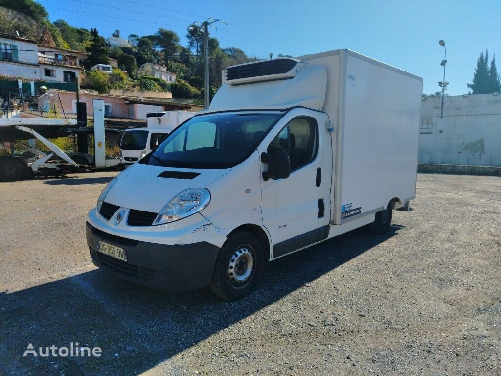 RENAULT TRAFIC 115 L2H1 2L DCI refrigerated truck < 3.5t