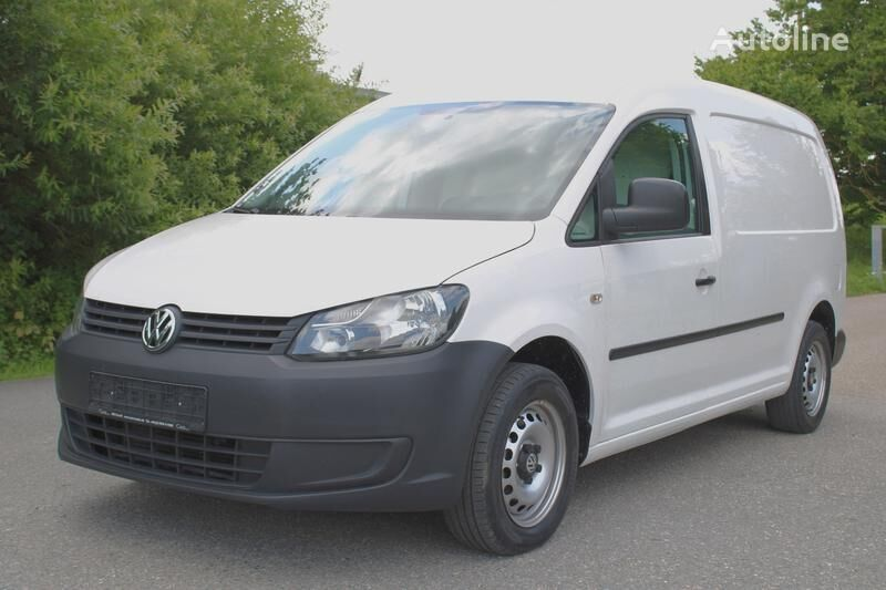 VOLKSWAGEN Caddy 1,6 TDI Maxi-2°C TÜV 07/23 Tempomat refrigerated van