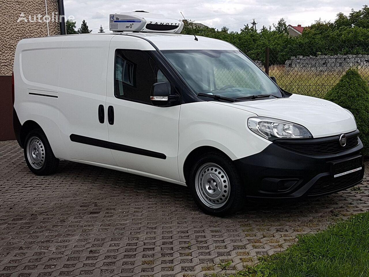 FIAT DOBLO MAXI CHŁODNIA MROŹNIA + GRZANIE IZOTERMA DŁUGI AC refrigerated van