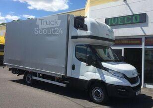 IVECO Daily 35S18 Pritsche und Plane AHK 10 EP tilt truck < 3.5t