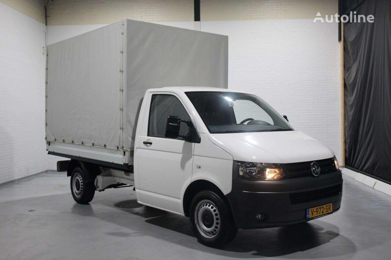 VOLKSWAGEN Transporter T5 L2H1 huifwagen huif tilt truck < 3.5t