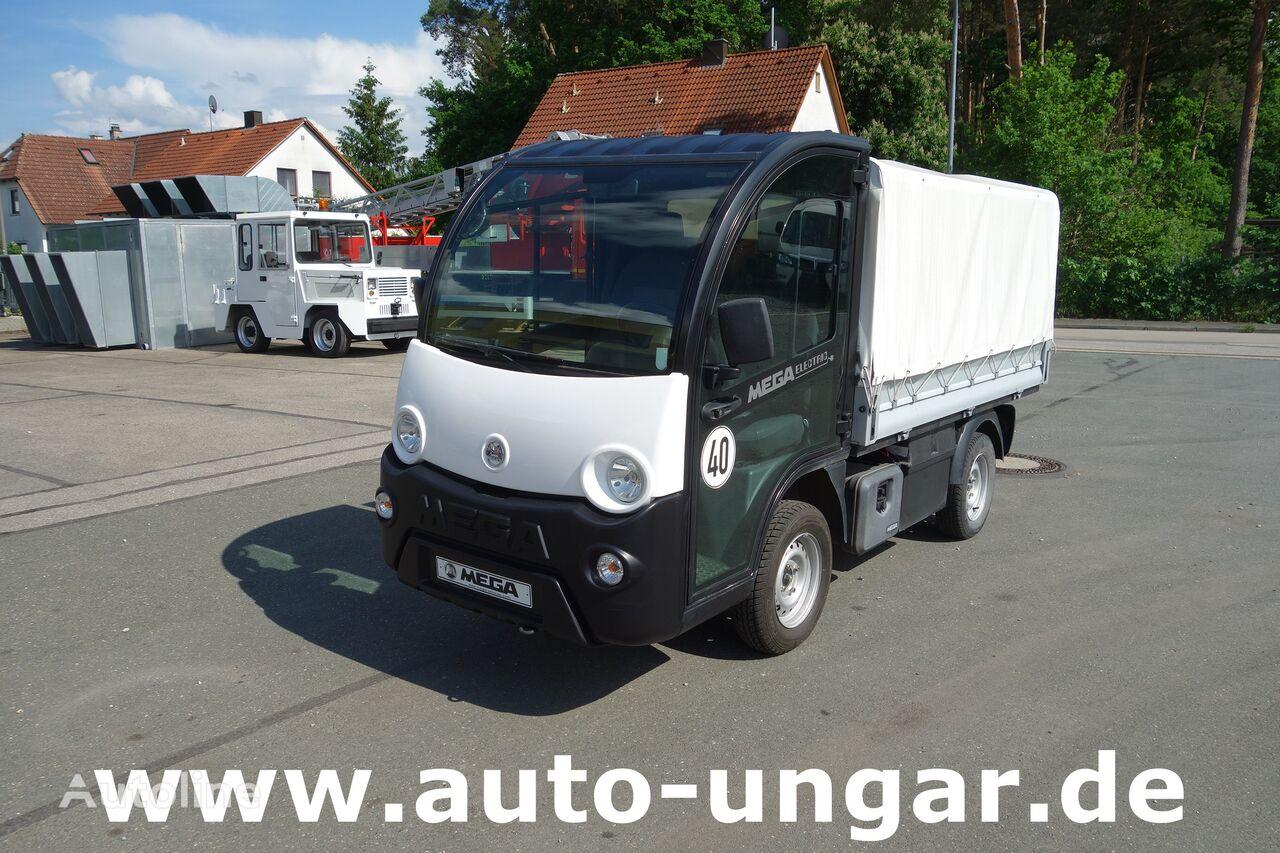 Aixam Mega Electric E-Worker Pritsche - Plane AHK tilt truck < 3.5t