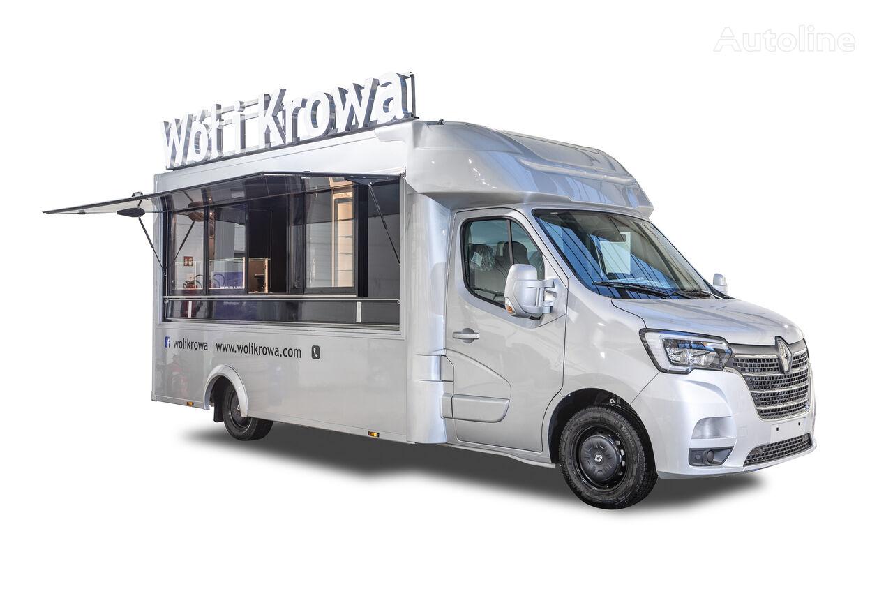 new BANNERT Food truck, Verkauftmobil, !!!Burger agr+gas!!! vending truck < 3.5t