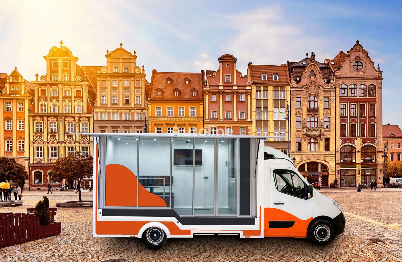 new BANNERT EVENT, Office Mobil, Handlowy, IMBISS, Verkaufmobil  vending truck < 3.5t