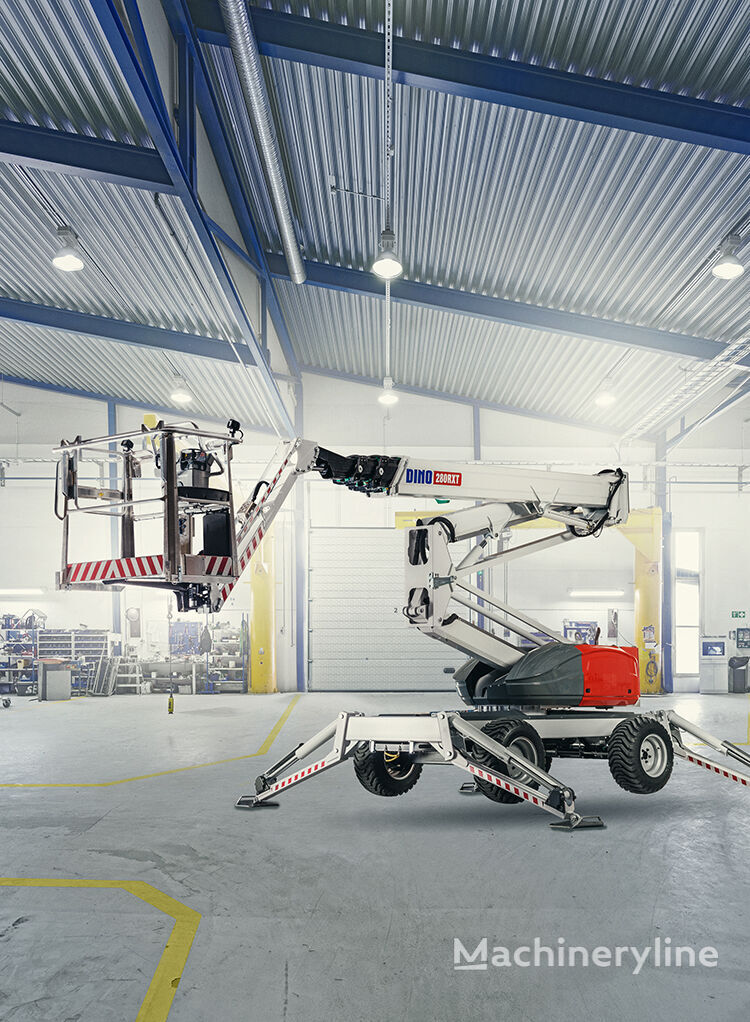 DINO 280RXT articulated boom lift