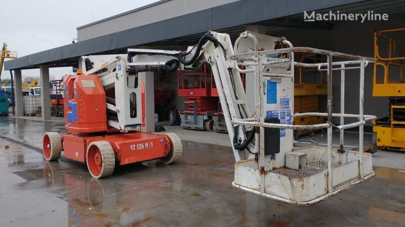GENIE Z-34/22N - 12,5 m, Electric articulated boom lift