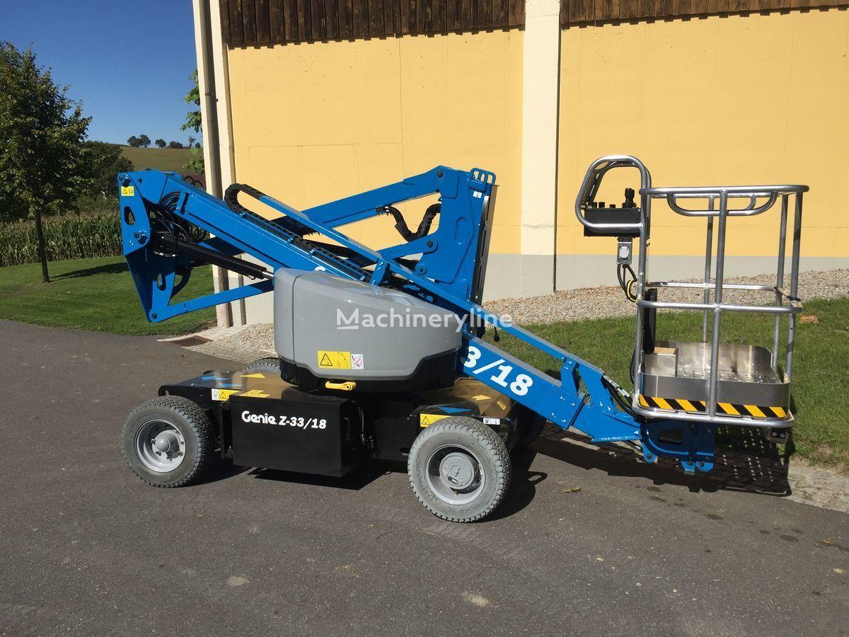 GENIE Z33/18 articulated boom lift