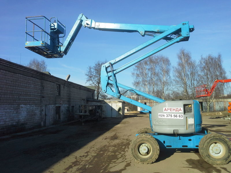 GENIE Z45-25J RT  4*4 articulated boom lift
