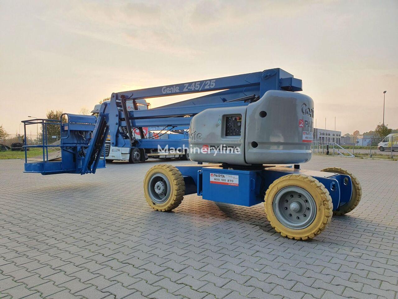 GENIE Z45/25 DC articulated boom lift