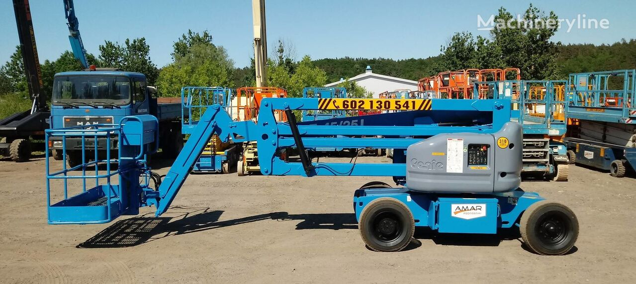 GENIE Z45/25J DC articulated boom lift