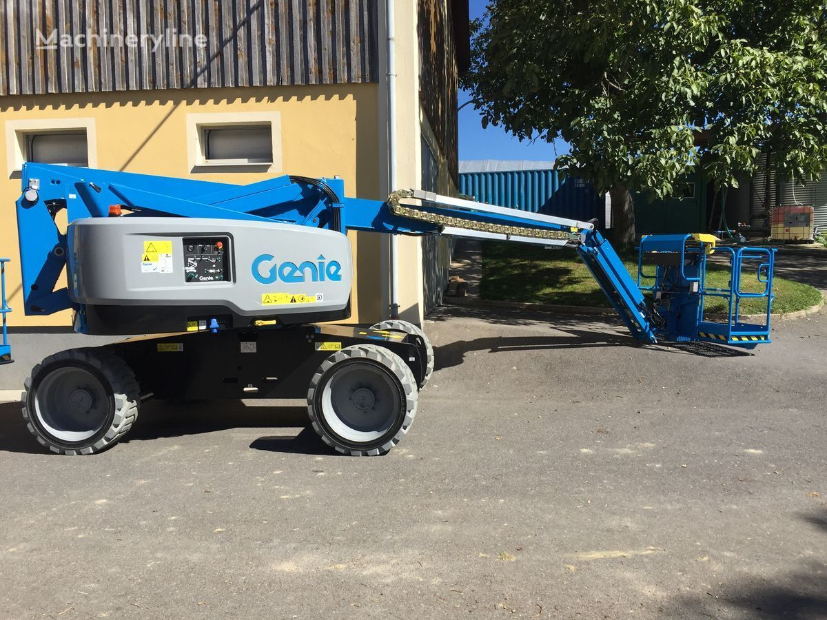 GENIE Z60/37FE articulated boom lift