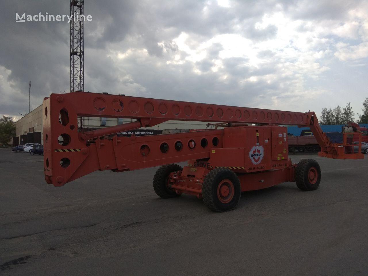 GROVE A125J articulated boom lift