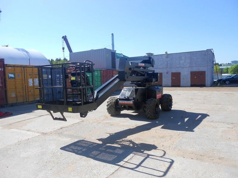 HAULOTTE 15 DX articulated boom lift