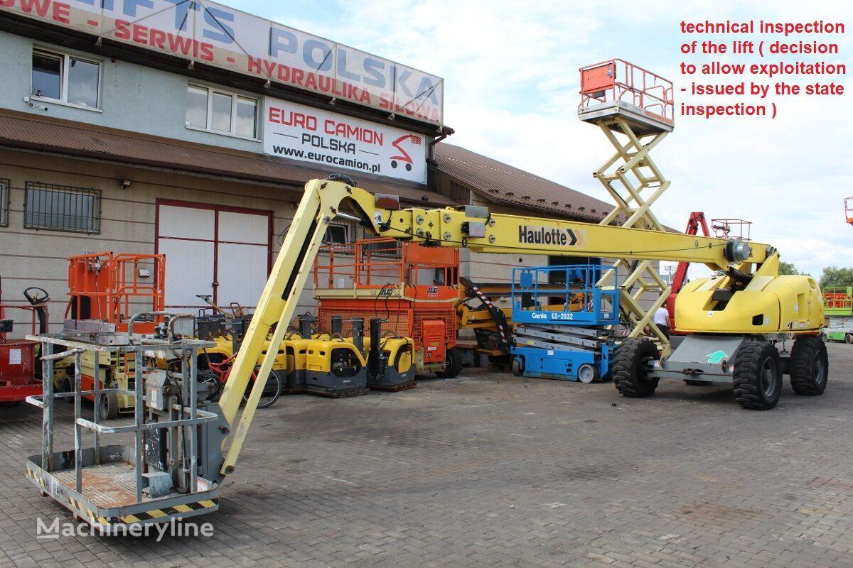 HAULOTTE H25TPX - 25 m (technical inspection genie S80, jlg 800 aj, grove articulated boom lift