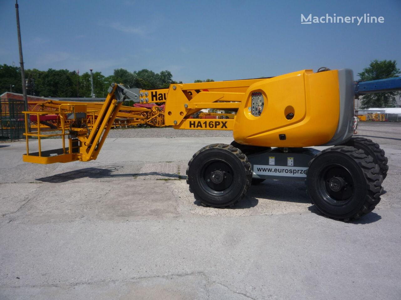 HAULOTTE HA 16 PX articulated boom lift