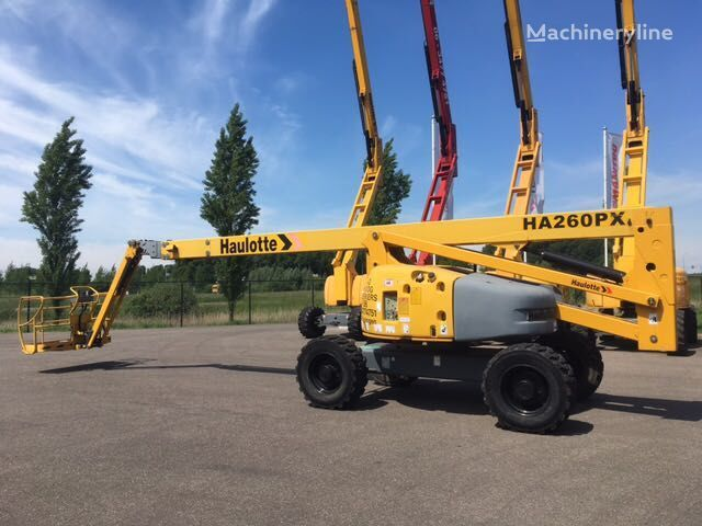 HAULOTTE HA 260 PX articulated boom lift