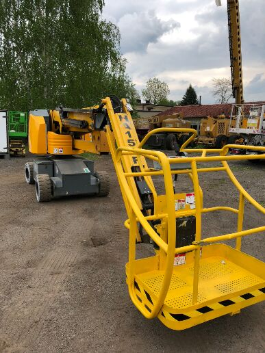 HAULOTTE HA15IP articulated boom lift