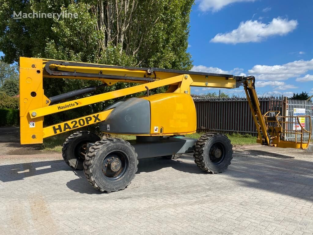 HAULOTTE HA20PX articulated boom lift