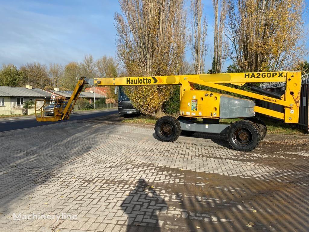 HAULOTTE HA260PX articulated boom lift