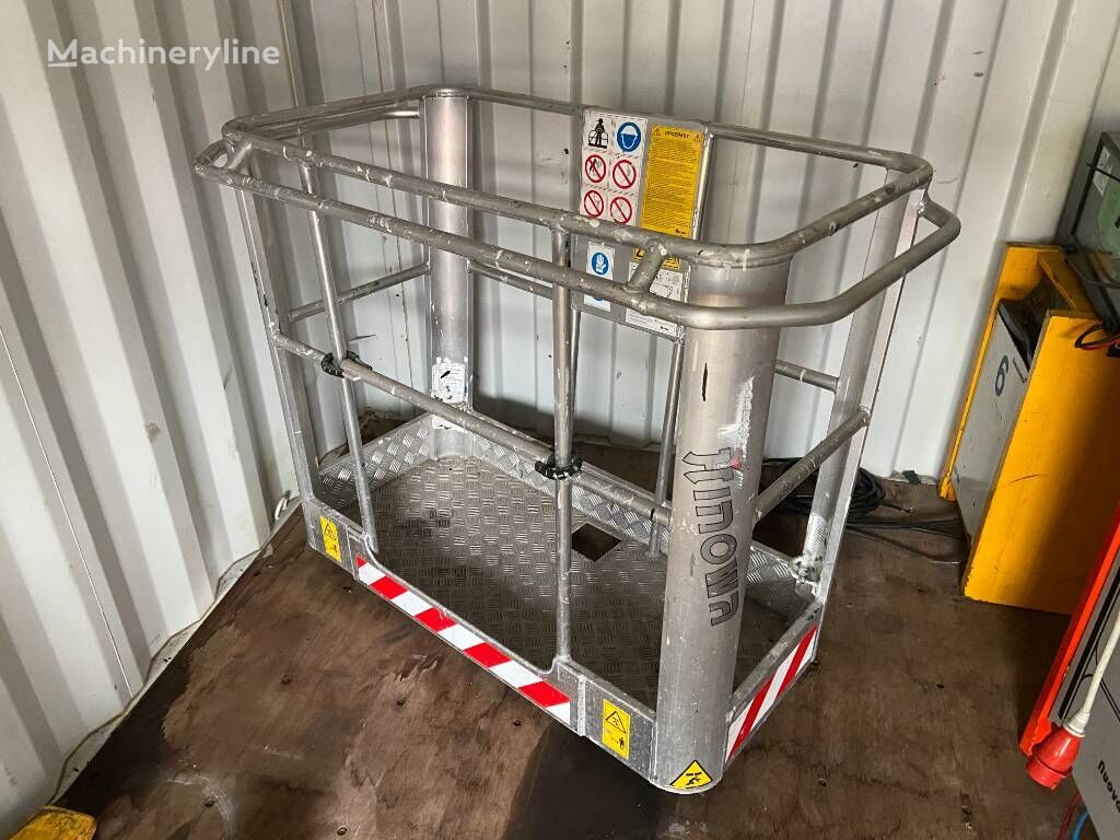 HINOWA Goldlift 14.70 Werkbak / werk korf articulated boom lift